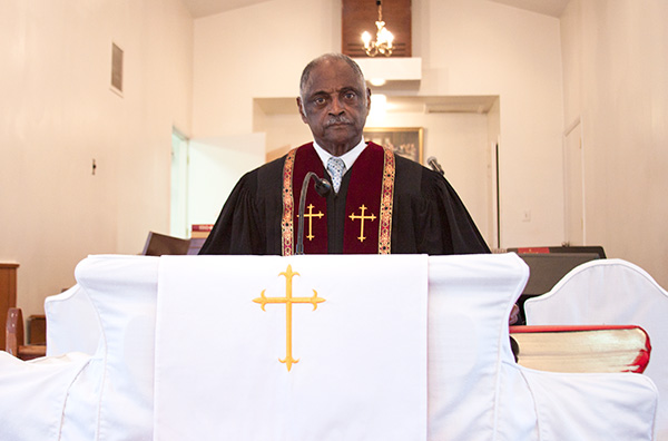 Rev. C. Glen Taylor