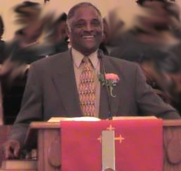 Reverend C. Glen Taylor, Pastor